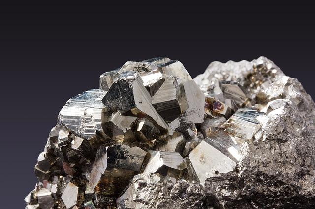 Minerały w przyrodzie